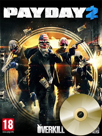 PAYDAY 2-Backup