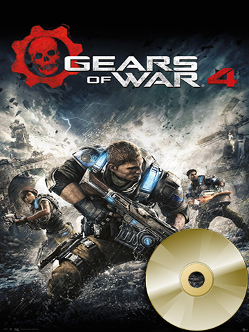 Gears Of War 4-Backup