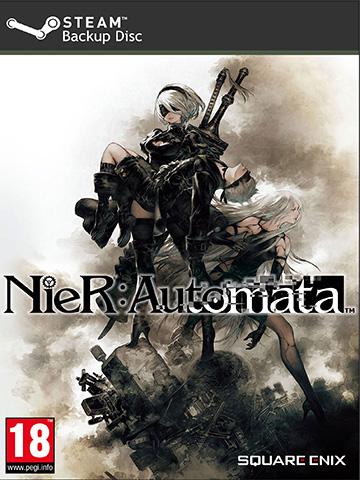 NieR Automata-Backup
