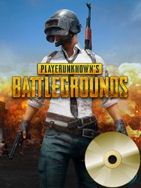 PLAYERUNKNOWN'S BATTLEGROUNDS-Backup