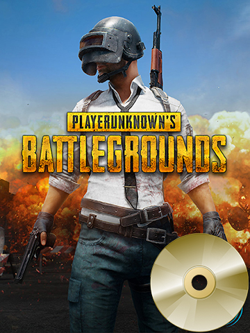 PLAYERUNKNOWN'S BATTLEGROUNDS-Backup
