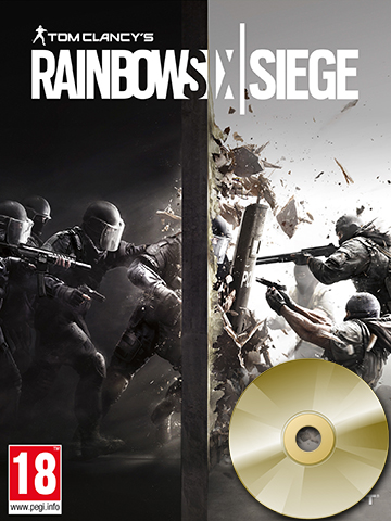 Tom Clancy's Rainbow Six Siege-Backup