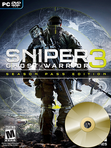 (Sniper Ghost Warrior 3 Season Pass Edition(backup