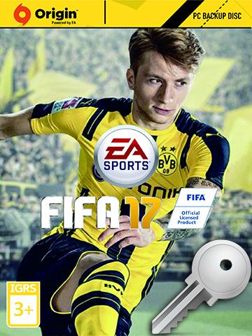(FIFA 17(CD Key-Share