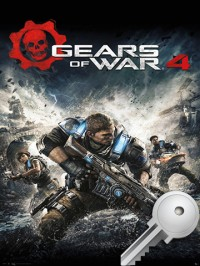 Gears Of War 4-CDKS