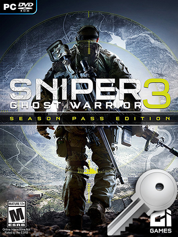 (Sniper Ghost Warrior 3(CDKS