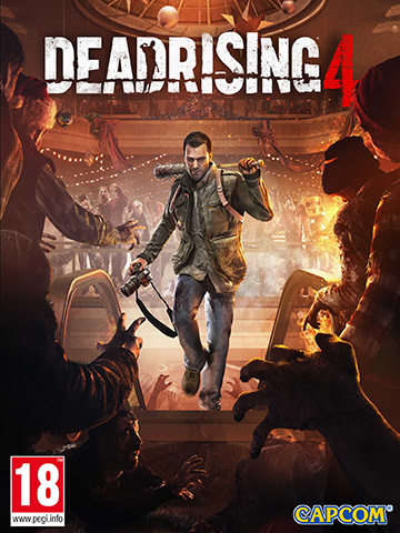 Dead Rising 4+DLCs