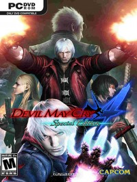 Devil May Cry 4-Special Edition