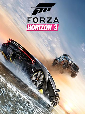 Forza Horizon 3+DLC
