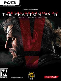 Metal Gear Solid V-The Phantom Pain