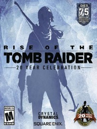 Rise of the Tomb Raider-20 Year Celebration