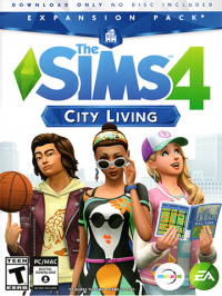 The Sims 4 City Living+All DLC