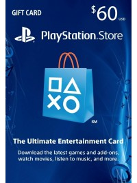 PSN Card 60$ US