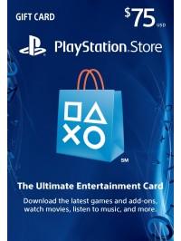 PSN Card 75$ US