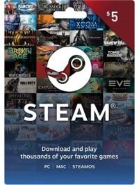 Steam 100$ Gift Card