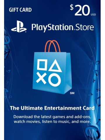 PSN Card 20$ US