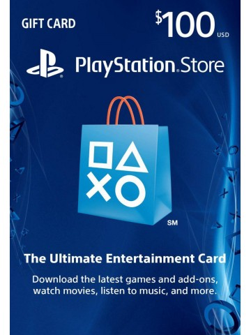 PSN Card 100$ US