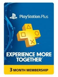 PSN Plus 3 Month